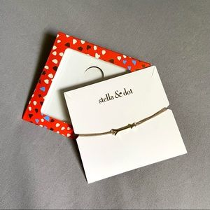 stella&dot / Wishing Bracelet - Arrow